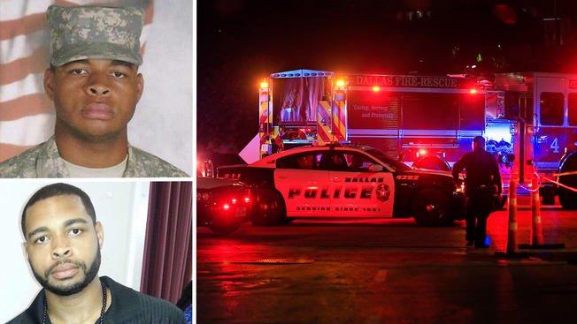 Soldier details underwear incident involving Micah Xavier Johnson: https://t.co/PKAXw1SBKj #NBC5Investigates