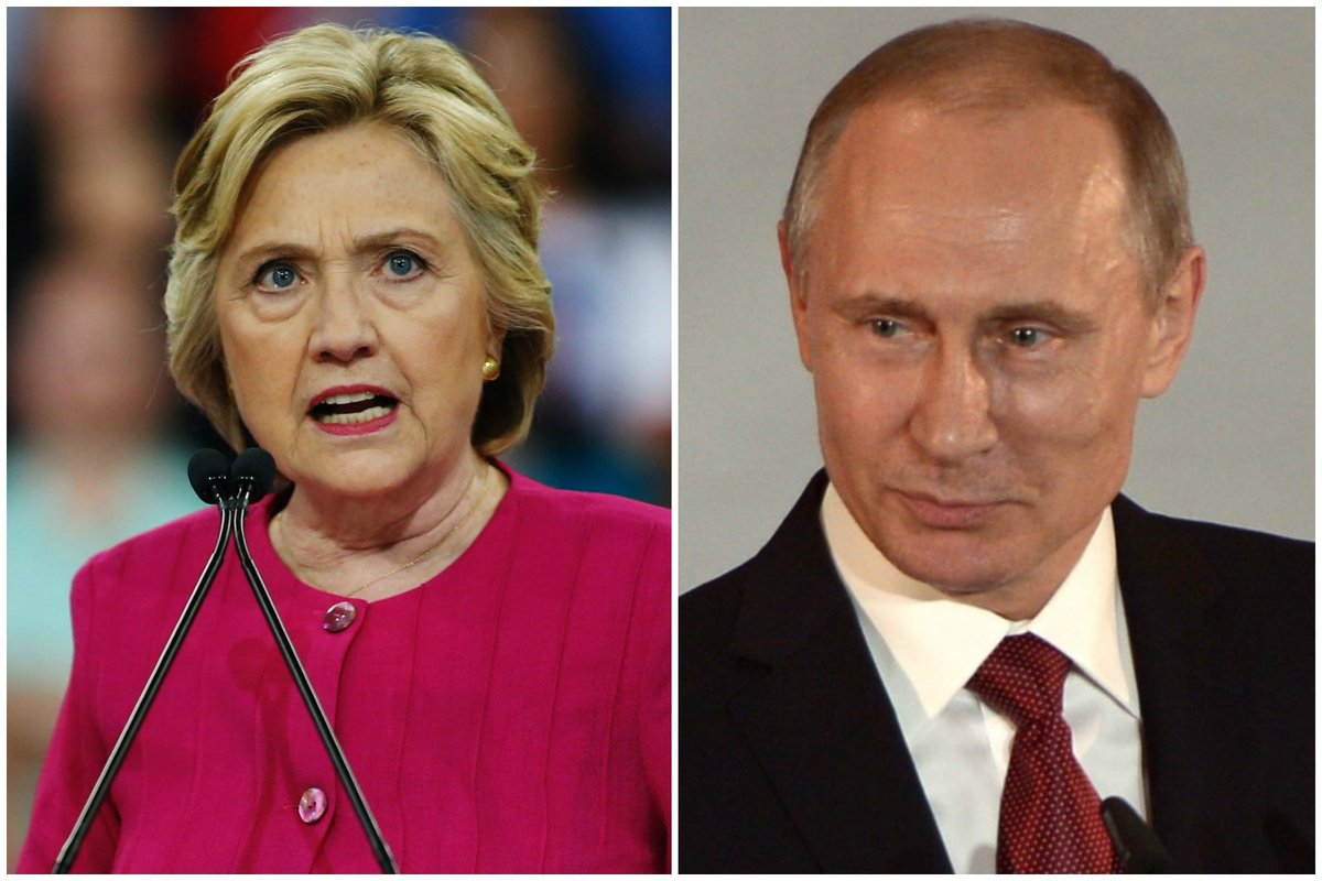Russians 'likely responsible' for Clinton campaign hack