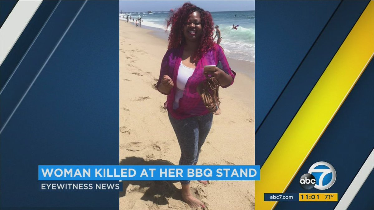 Harbor City shooting victim ID'd as woman, 31, who held 3 jobs, aspired to be rapper