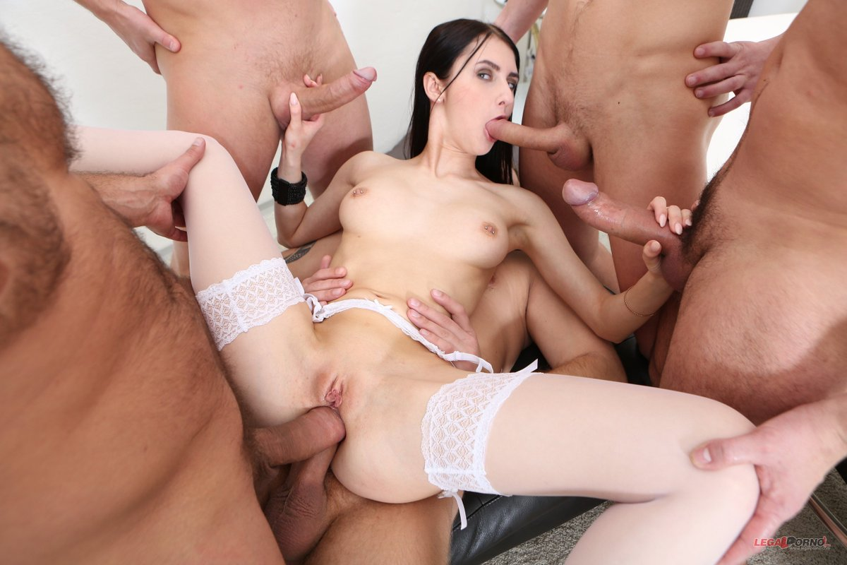 Double Anal Gangbang Party With Monika Wild And Ts Andylynn Payne