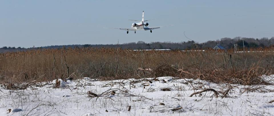 Marshfield Airport looks to future after court win