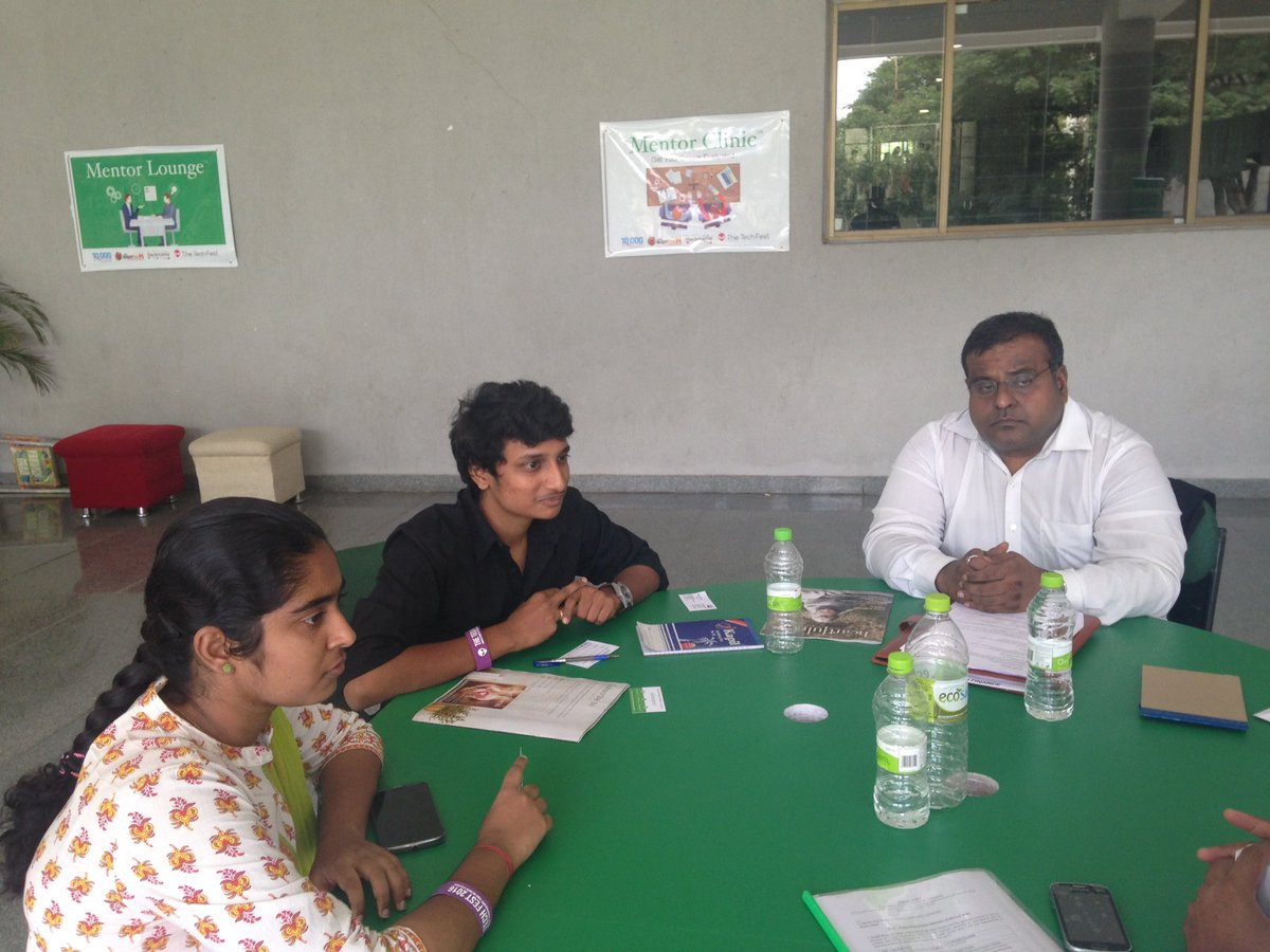 "bhagvan kommadi on Twitter: ""#AskMentor- Mentoring startups at JNTU  Hyderabad - #Tech Fest https://t.co/Z3Botwk52W… """