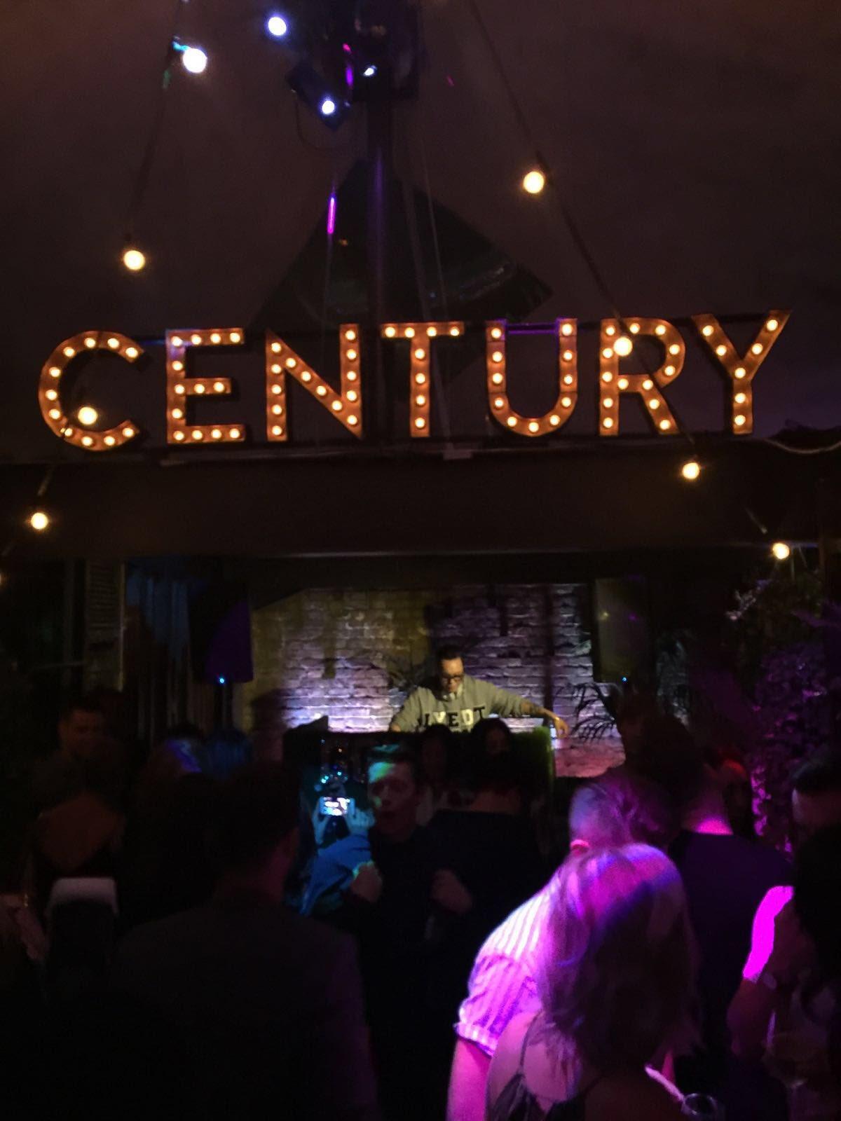 About last night! Thanks @CenturySoho for having me! Loved my debut DJ set! X https://t.co/Xec0oneJXm