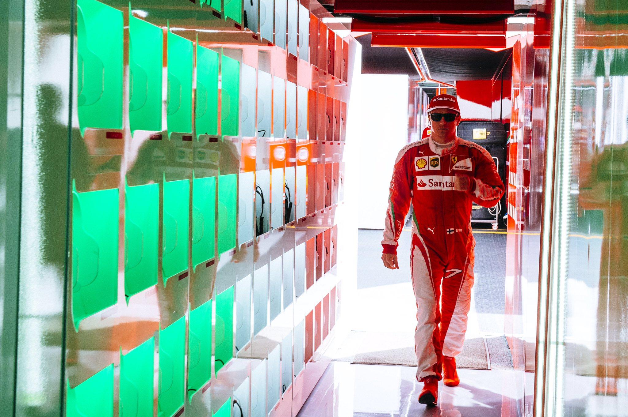 F1 2016 Német Nagydíj - A harmadik szabadedzés végeredménye