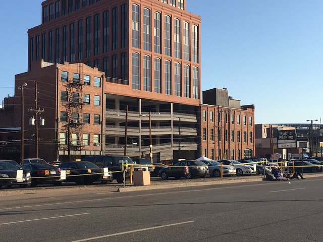 Person dead in shootout at 18th and Market Streets in LoDo; No suspect in custody