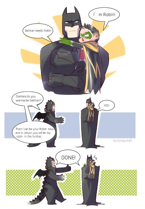 The Damian Wayne Appreciation - Page 247