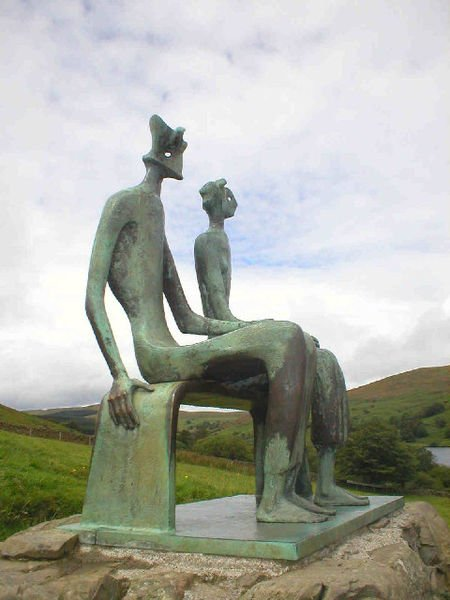 Happy Birthday #HenryMoore: 1898 – 1986 https://t.co/z79V79TZDr #OnThisDay #BritishArt #Sculpture https://t.co/4IOnAaHJhQ