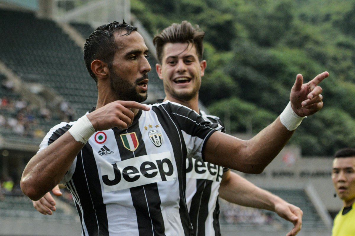 Benatia ancora in gol con la Juventus (VIDEO)