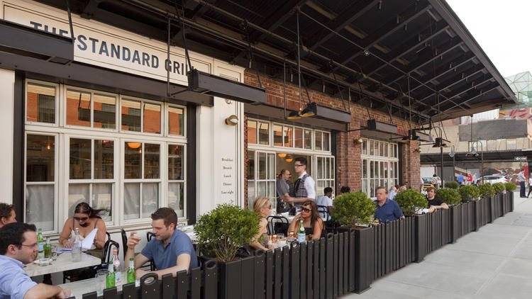 The best spots to brunch outdoors in NYC