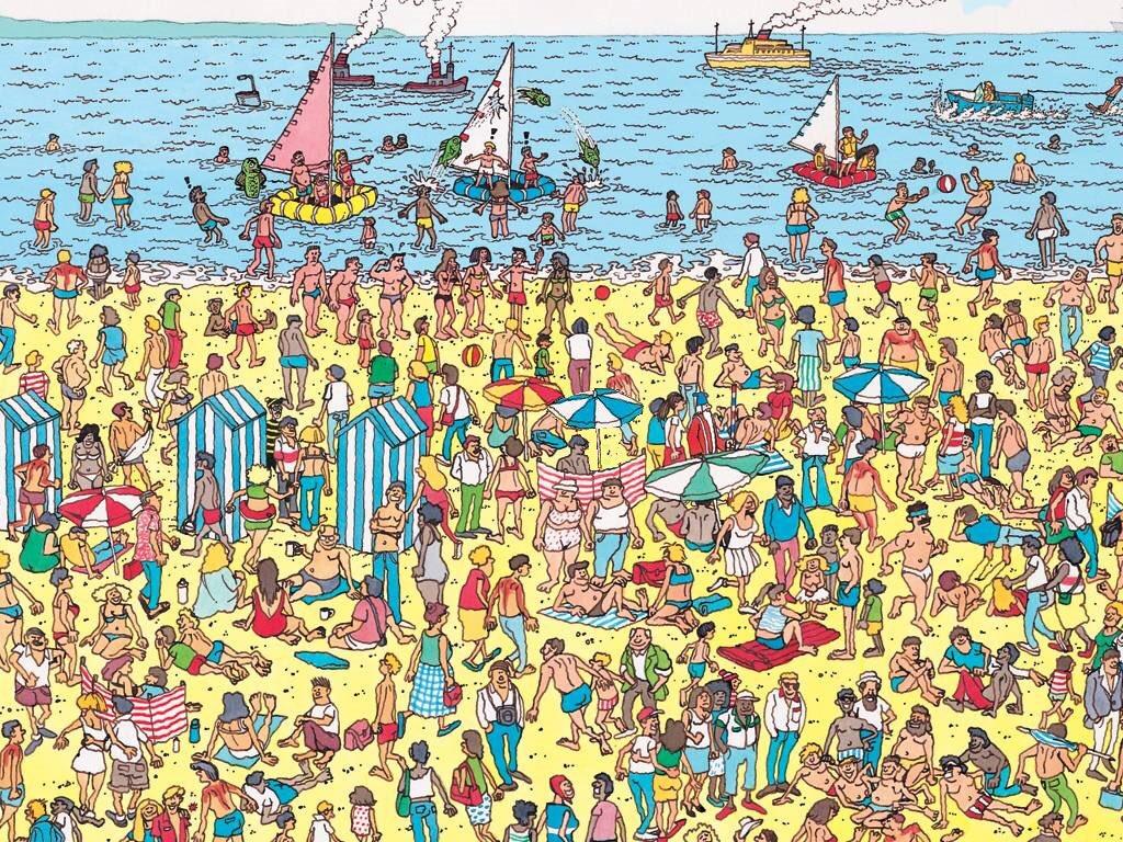 photograph relating to Where's Waldo Printable named Aya de Leon)) upon Twitter: \
