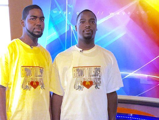 Ypsilanti brothers to give heart talk at LIFE Walk/Run @mottep_detroit