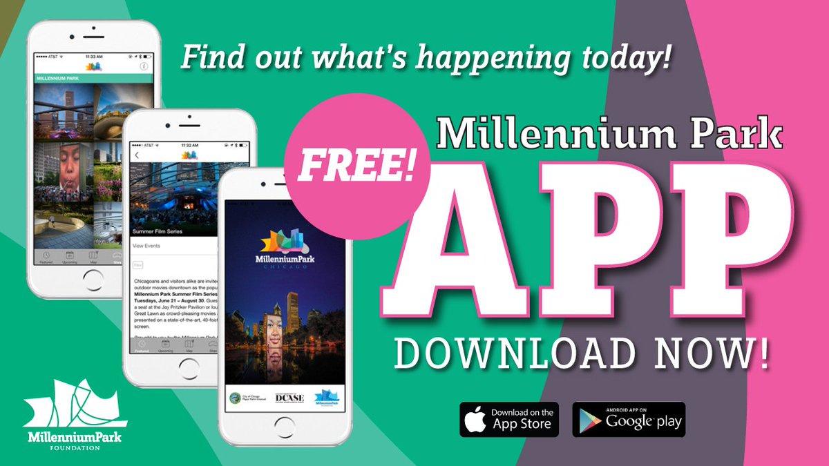 Millennium Park Millennium Park Twitter