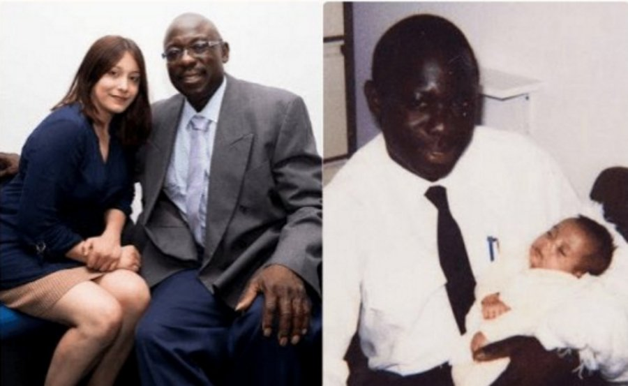 Woman reunites with man who found her abandoned in phone booth 22 years ago >>