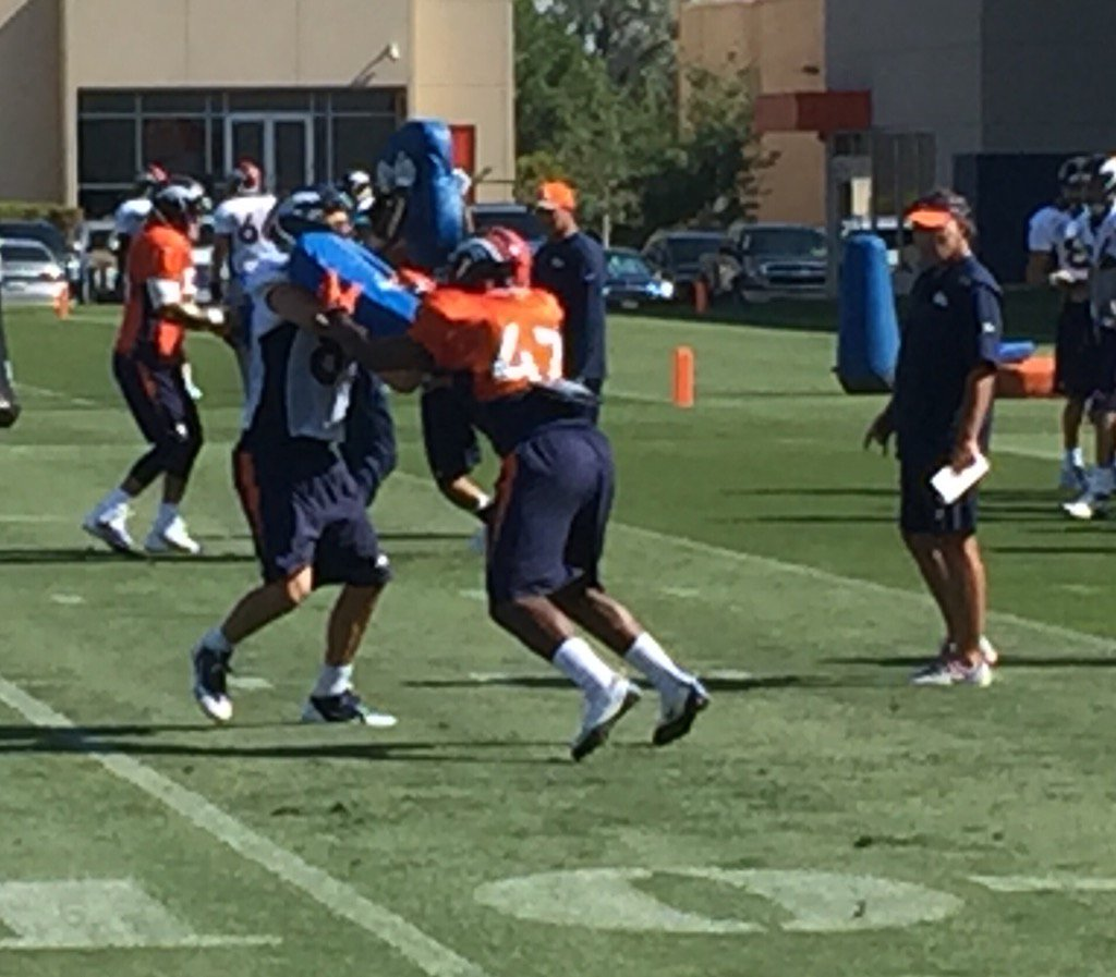 Saturday's training camp is in the books. See the full wrap up on @DenverChannel