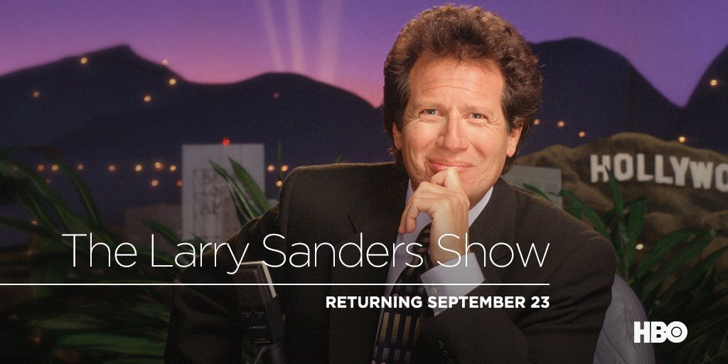 'The Larry Sanders Show': entire series run to air on HBO