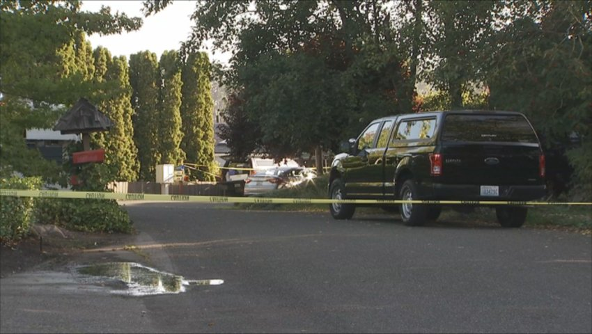Suspect, 19, in Mukilteo shooting stopped while traveling about 18 mph over speed limit. +