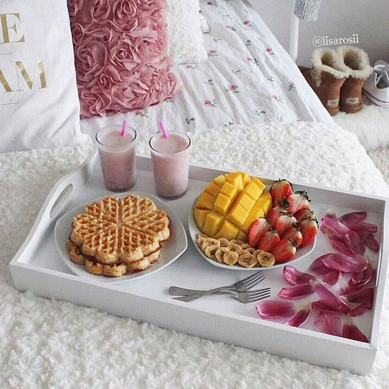 "Inthestyle.com On Twitter: ""Breakfast In Bed Please?"