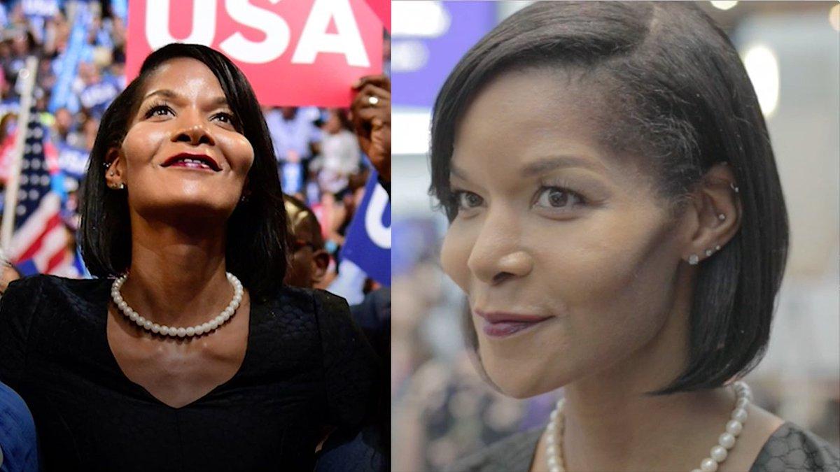 The only black transgender female delegate at the DNC has a message of hopeandchange