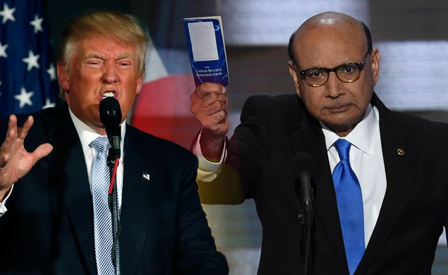 After KhizrKhan called him out, @realDonaldTrump insists he's made