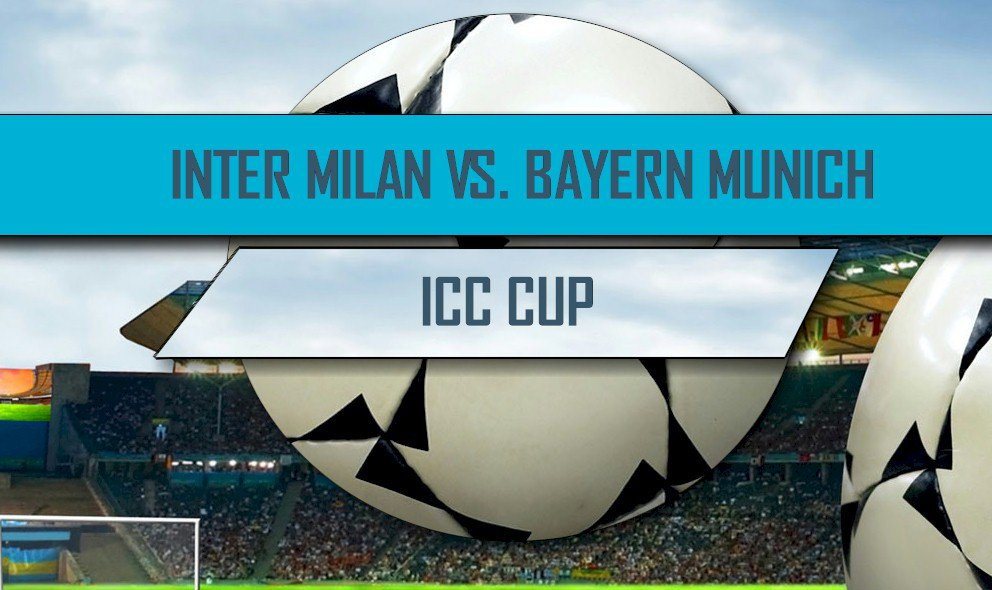 INTER BAYERN Streaming gratis Diretta TV: orario Rojadirecta (ICC 30-07-2016)