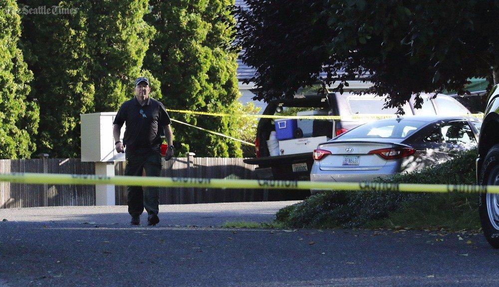 to Mukilteo shooting that leaves 3 dead - Gunfire, screams, more gunfire