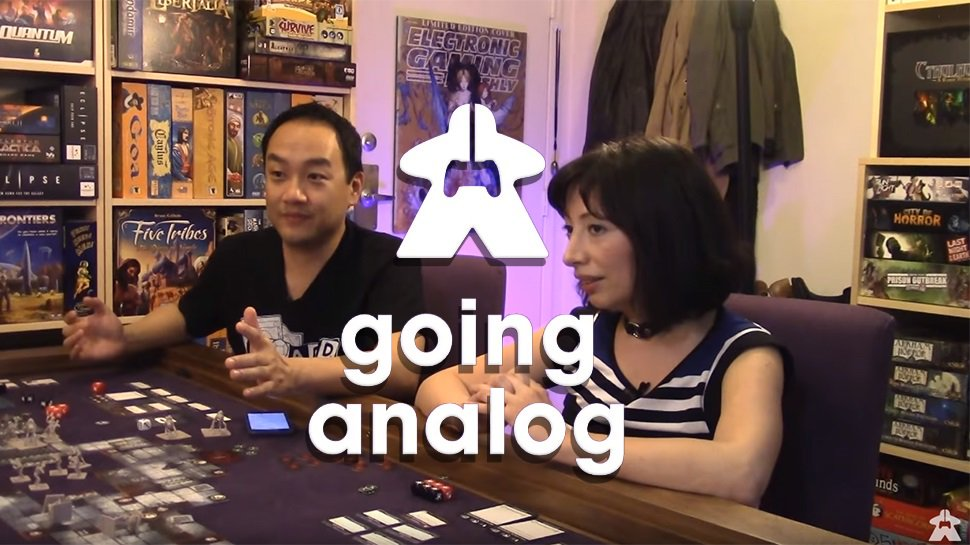 The New Show Where Video Game Experts Recommend Board Games For Like Minded Fellows