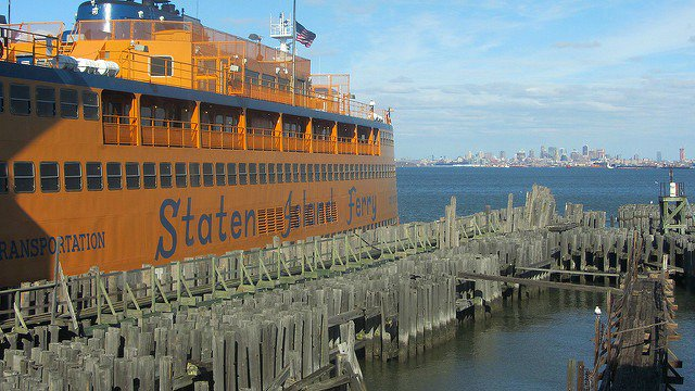 Hop Aboard The Staten Island Ferry...To Midtown?