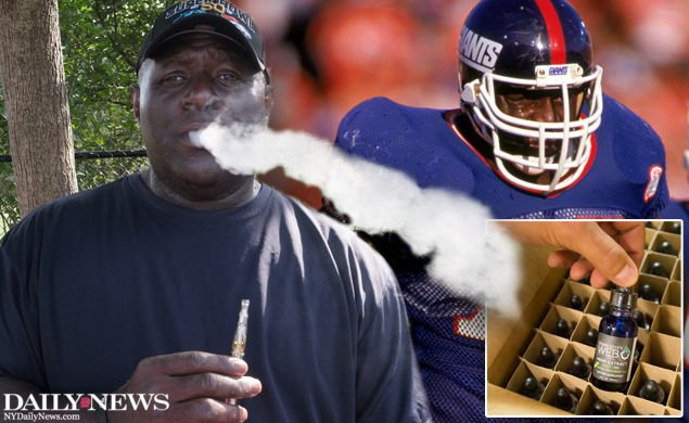 Former NFL players are appealing to the league to embrace marijuana use