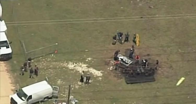 Texas hot air balloon crash that killed all 16 passengers is the worst in American history