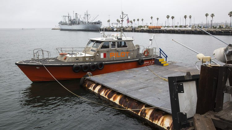How overtime has made L.A.'s port pilots the city's best paid employees