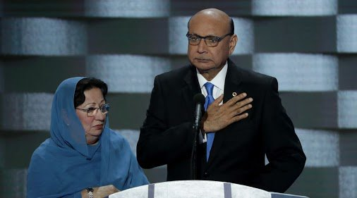 Donald Trump's slander of Captain Humayun Khan's family is horrifying, even for Trump https://t.co/w9eoP6byry https://t.co/DGNI88fdVr