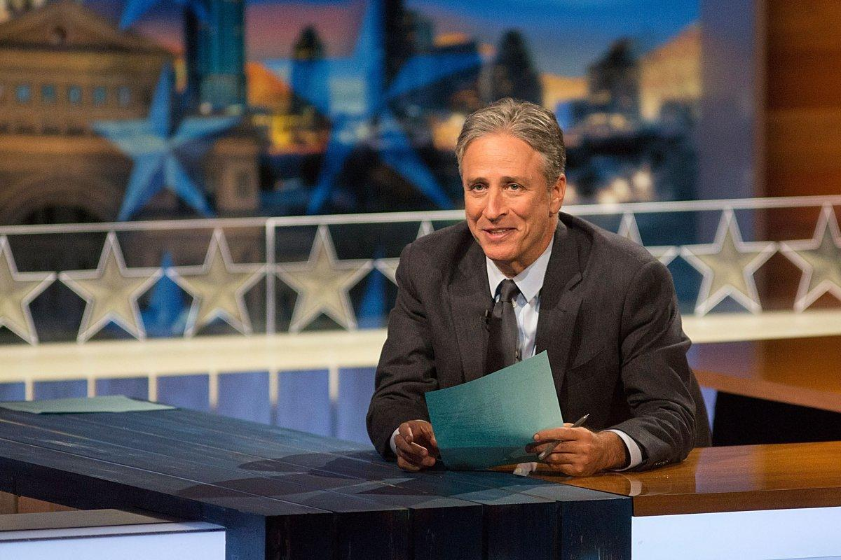 Jon Stewart's new HBO series will be an