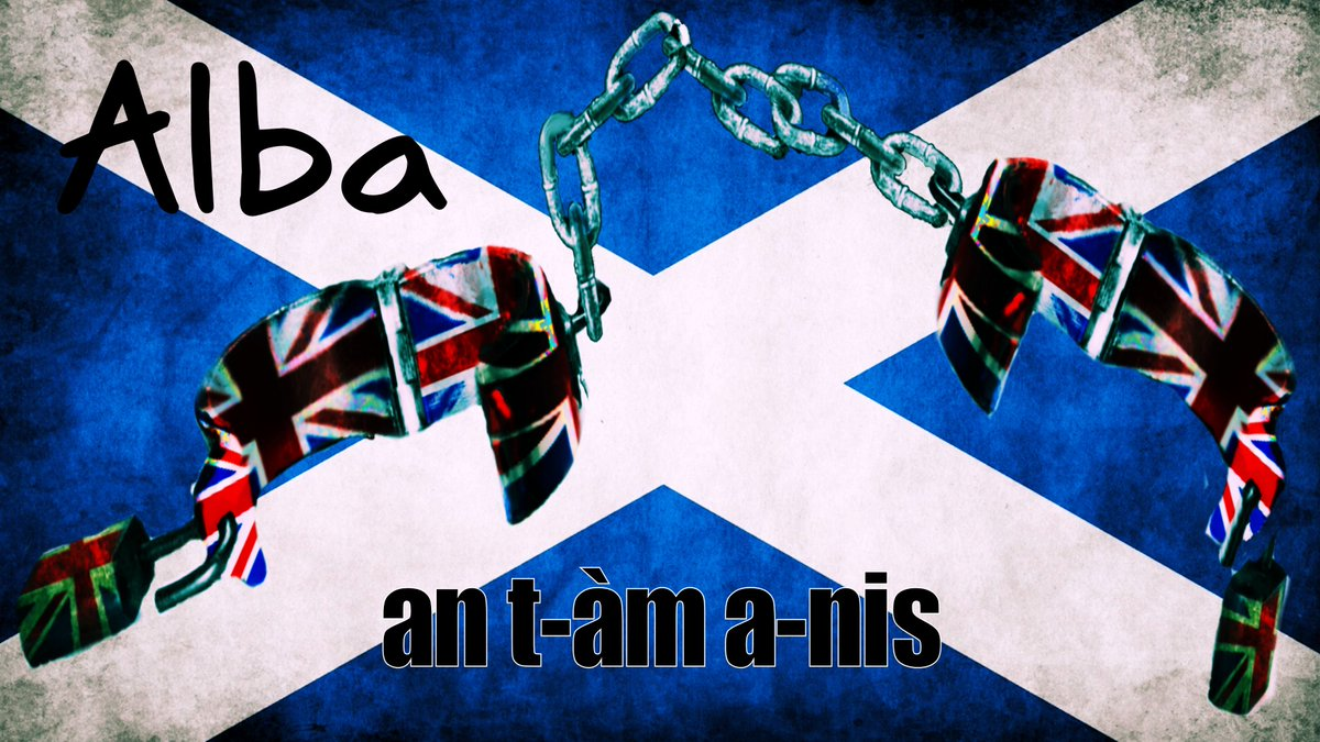 Alba. #scotland #alba #solidarity #Independence #indyref2 #Solidarity2016 #scot #freedom #indy pic.twitter.com/lxFTmAB4pi 19
