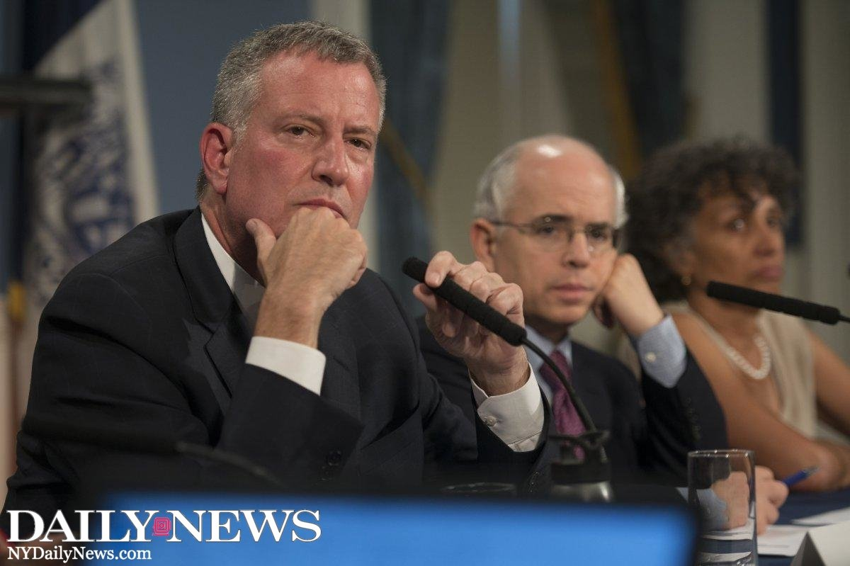 MISLEADING MAYOR: @BilldeBlasio lies again about info kept from DOI in Rivington House probe