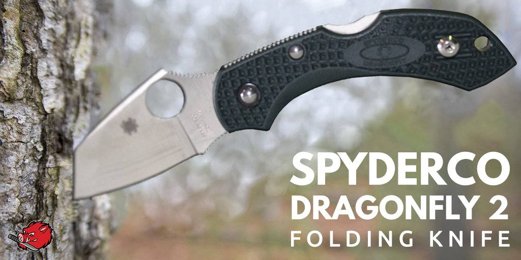 Get a great deal on a Dragonfly 2 knife from @SpydercoKnives! https://t.co/sUahLrHa15 https://t.co/ZzIyeuqwnF