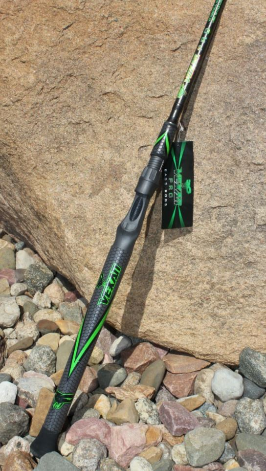 Tackle Industries On Twitter All New Vexan Pro Bass Rods