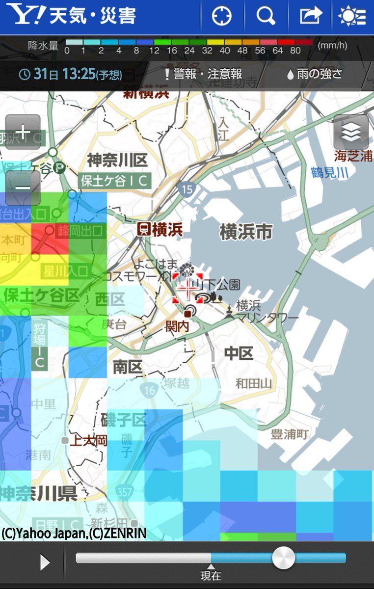 横浜 市 の 25 日間 の 天気