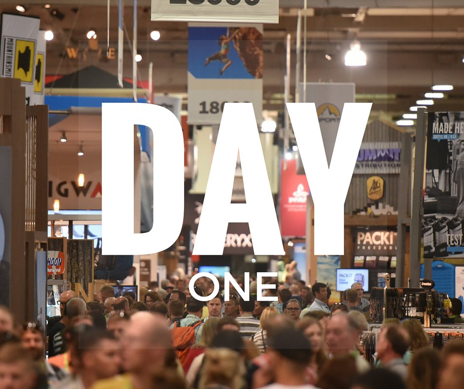 It's Day 1 of #ORshow Summer Market 2016. Are you walking the floor or heading straight into meetings? https://t.co/vbUOroY985