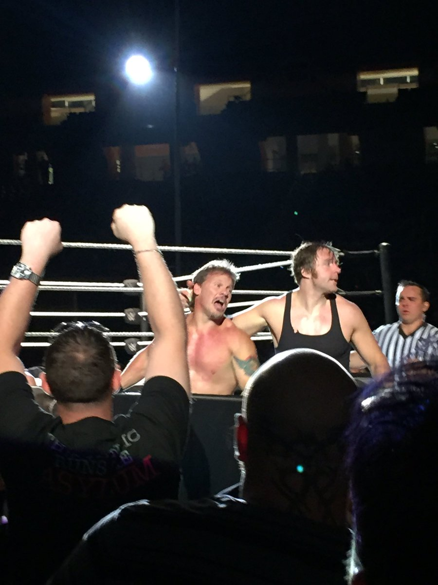 wwe Knoxville