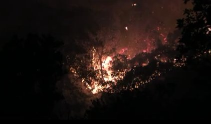 SobranesFire is now 35,540 acres and 15% contained