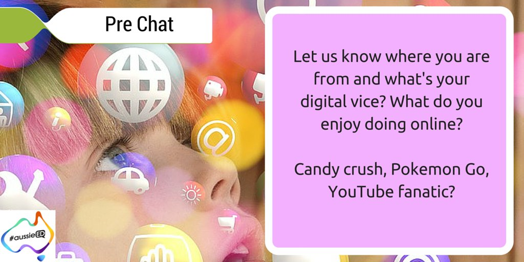 Let us know about you and the digital tools you like outside your edu life #aussieED https://t.co/gLMoEz6Qvo