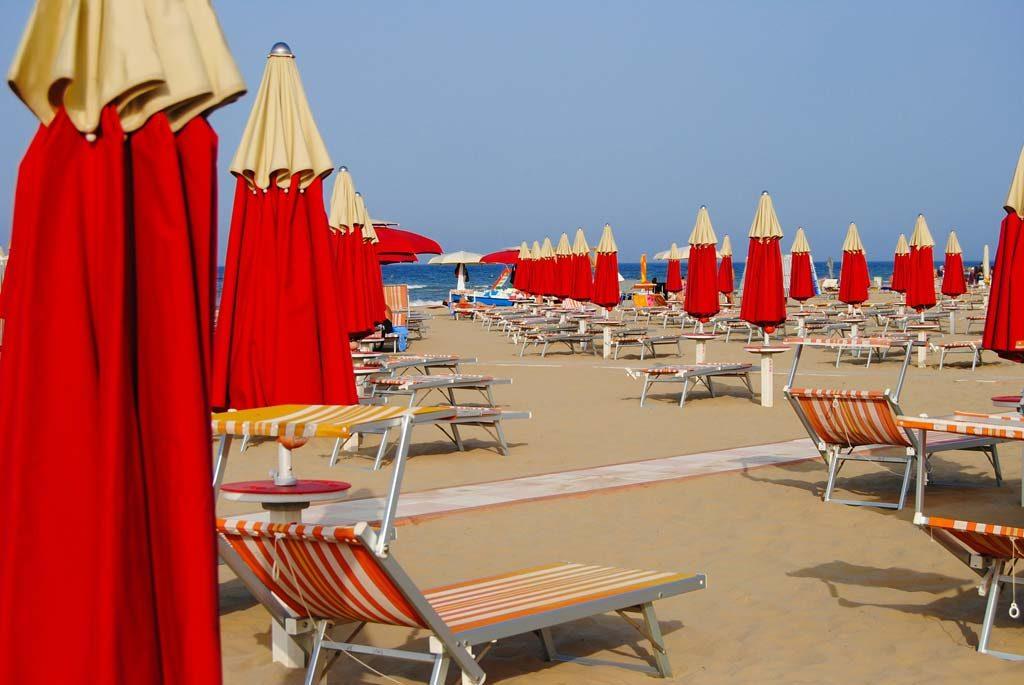 Riviera romagnola tra le migliori mete italiane per le vacanze di Ferragosto