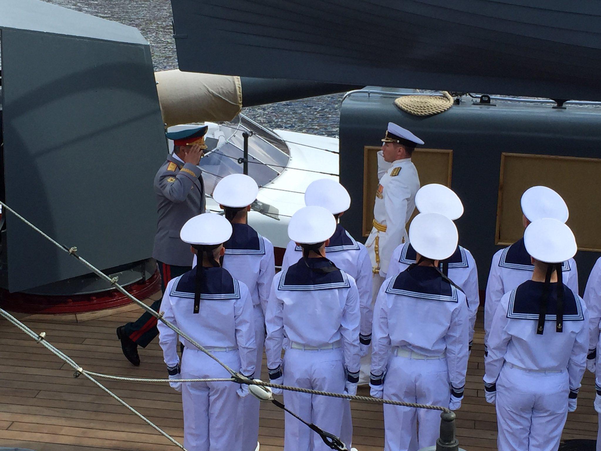Поздравления экипажа с днем корабля цунаде