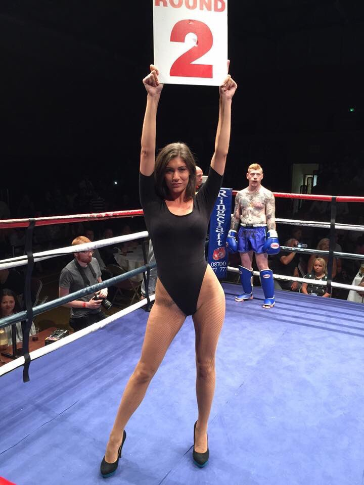 GGUK Ring Girls/Boys on Twitter: \