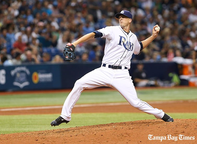 Latest quality start lifts Rays over Yankees (w/video)