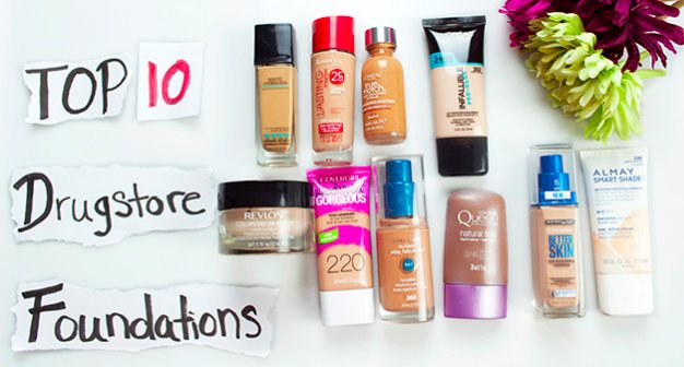 best drugstore shampoo your go to list for getting the best drugstore foundation 12532