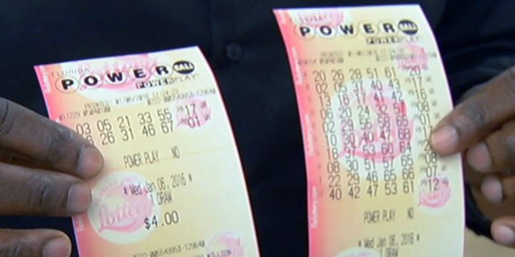 Winning ticket for $487M Powerball jackpot sold
