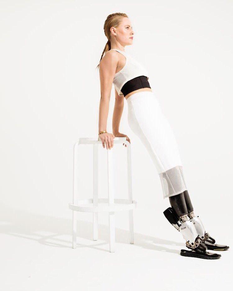 Aimee Mullins athlete