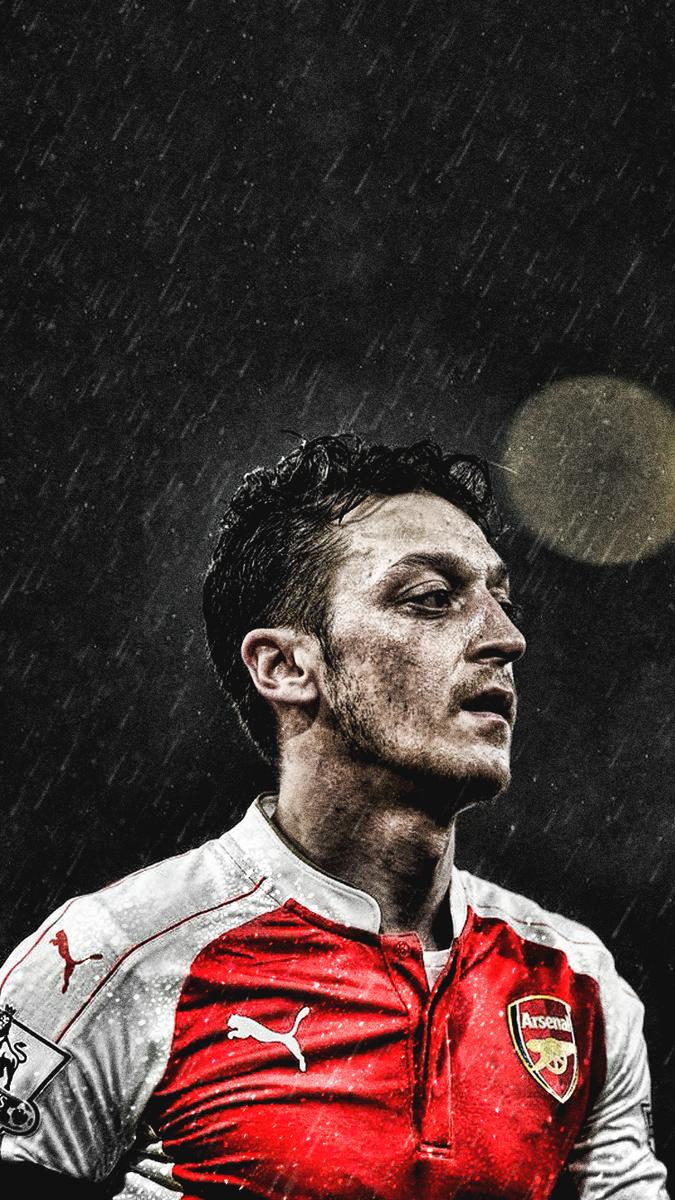 Footy Wallpapers On Twitter Mesut Ozil