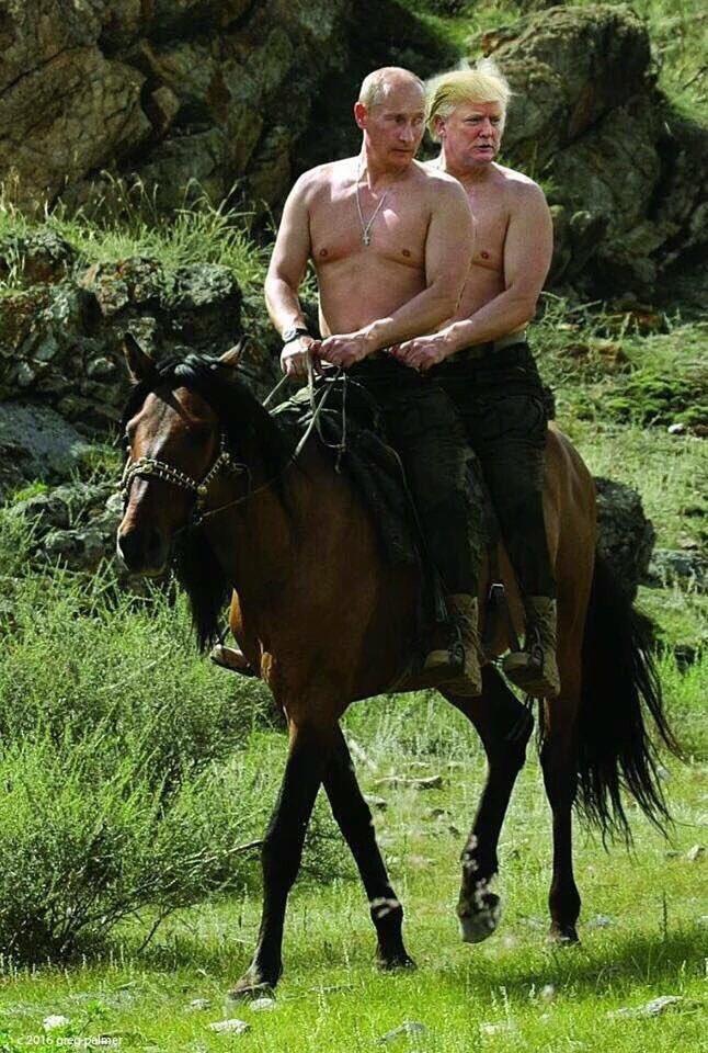 Жители оккупированного Крыма сами захотели присоединиться к России, - Трамп - Цензор.НЕТ 2854